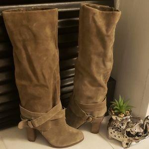 Carlos by Carlos Santana high boots